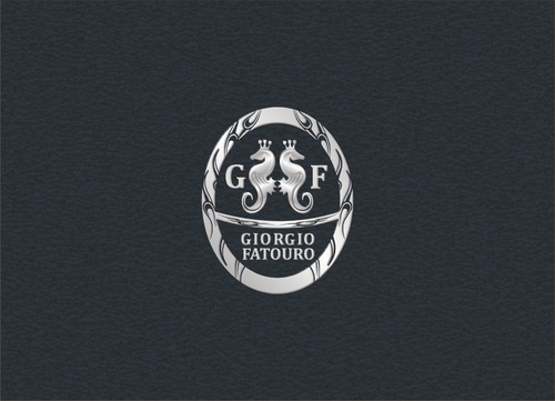GIORGIO FATOURO A Logo, Monogram, or Icon  Draft # 168 by vintzd