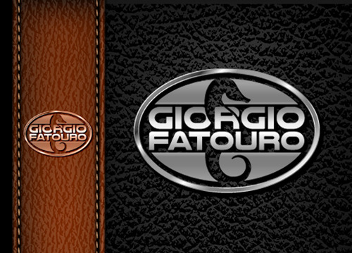GIORGIO FATOURO A Logo, Monogram, or Icon  Draft # 169 by ThinkTwice