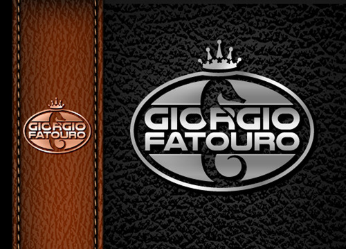 GIORGIO FATOURO A Logo, Monogram, or Icon  Draft # 171 by ThinkTwice