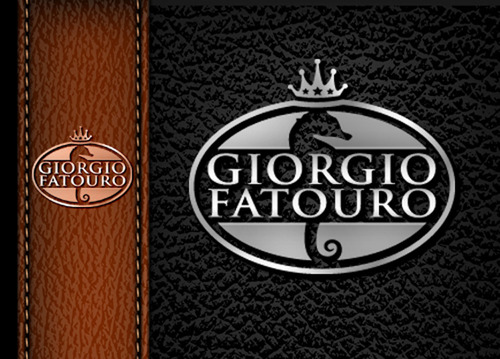 GIORGIO FATOURO Logo Winning Design by ThinkTwice
