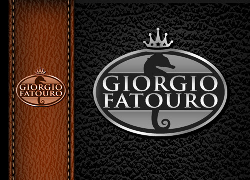 GIORGIO FATOURO A Logo, Monogram, or Icon  Draft # 179 by ThinkTwice