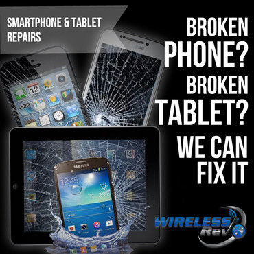 Series of Online Adds to Advertise Smartphoen & Tablet Repairs Other  Draft # 8 by aanbadart