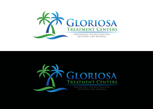 Gloriosa Treatment Centers A Logo, Monogram, or Icon  Draft # 11 by LogoSmith2