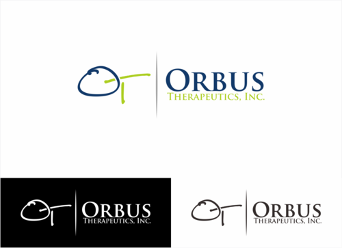 Orbus Therapeutics, Inc. A Logo, Monogram, or Icon  Draft # 398 by dhira