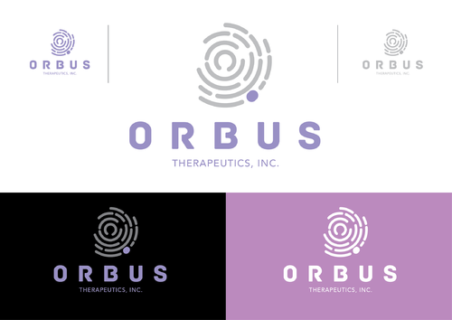 Orbus Therapeutics, Inc. A Logo, Monogram, or Icon  Draft # 443 by KenArrok
