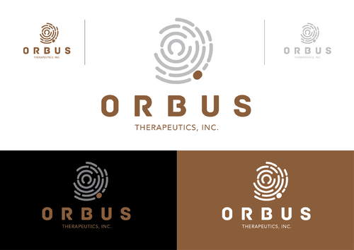 Orbus Therapeutics, Inc. A Logo, Monogram, or Icon  Draft # 444 by KenArrok