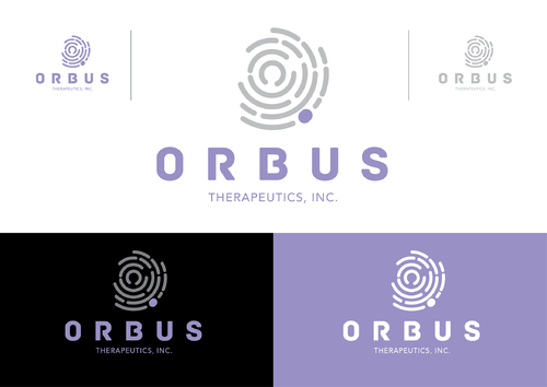 Orbus Therapeutics, Inc. A Logo, Monogram, or Icon  Draft # 445 by KenArrok