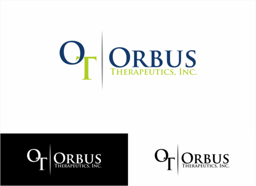 Orbus Therapeutics, Inc. A Logo, Monogram, or Icon  Draft # 446 by dhira