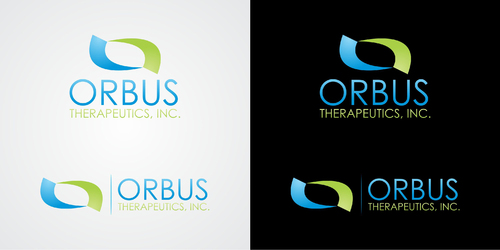 Orbus Therapeutics, Inc. Logo Winning Design by Zohaibjawed
