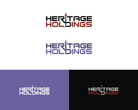Heritage Holdings A Logo, Monogram, or Icon  Draft # 48 by simpleway