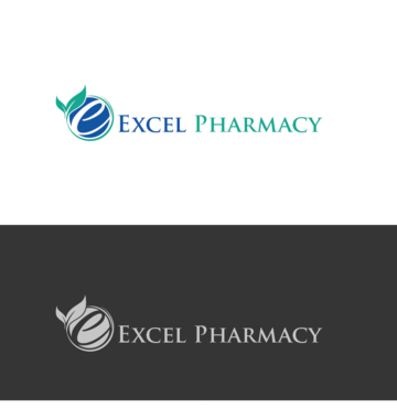 Excel Pharmacy A Logo, Monogram, or Icon  Draft # 287 by zalpha