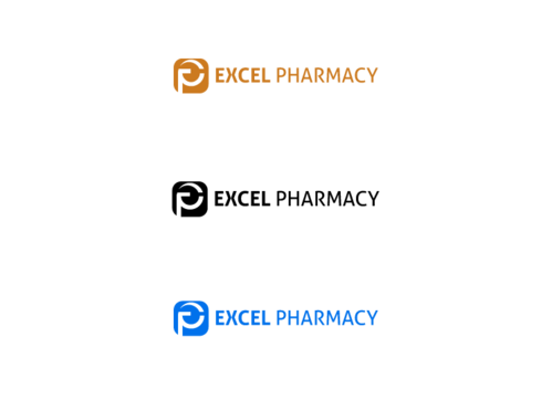 Excel Pharmacy A Logo, Monogram, or Icon  Draft # 332 by riddle