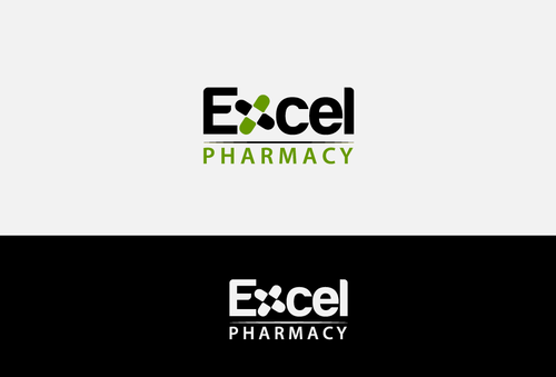 Excel Pharmacy A Logo, Monogram, or Icon  Draft # 334 by jackHmill