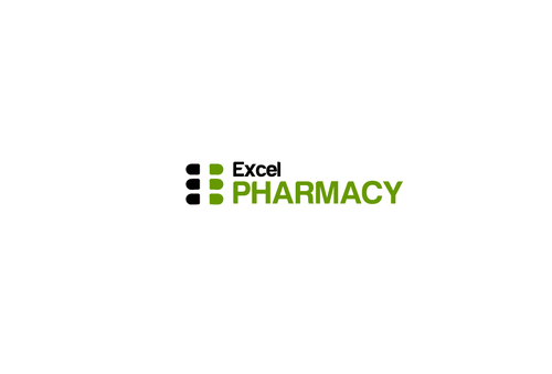 Excel Pharmacy A Logo, Monogram, or Icon  Draft # 335 by jackHmill