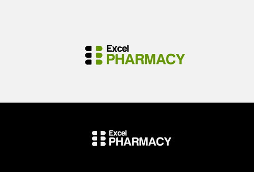 Excel Pharmacy A Logo, Monogram, or Icon  Draft # 336 by jackHmill
