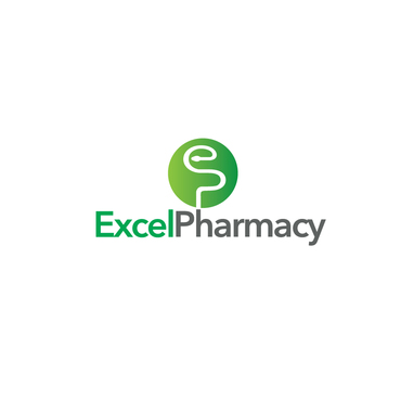 Excel Pharmacy A Logo, Monogram, or Icon  Draft # 346 by paimo