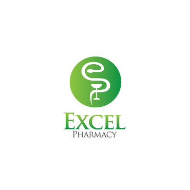 Excel Pharmacy A Logo, Monogram, or Icon  Draft # 347 by paimo