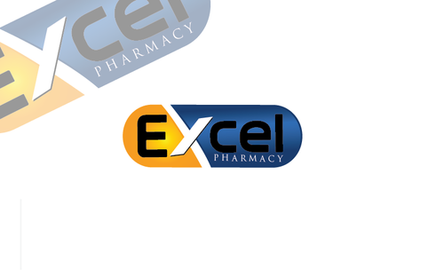 Excel Pharmacy A Logo, Monogram, or Icon  Draft # 378 by PTGroup