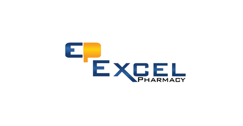 Excel Pharmacy A Logo, Monogram, or Icon  Draft # 379 by PTGroup
