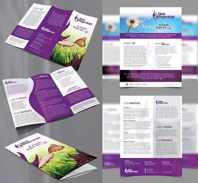 New Beginnings Marketing collateral  Draft # 26 by Achiver