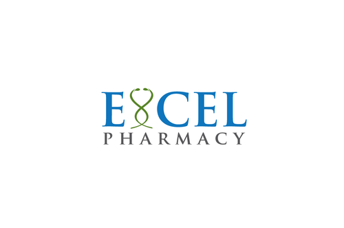 Excel Pharmacy A Logo, Monogram, or Icon  Draft # 410 by JoseLuiz