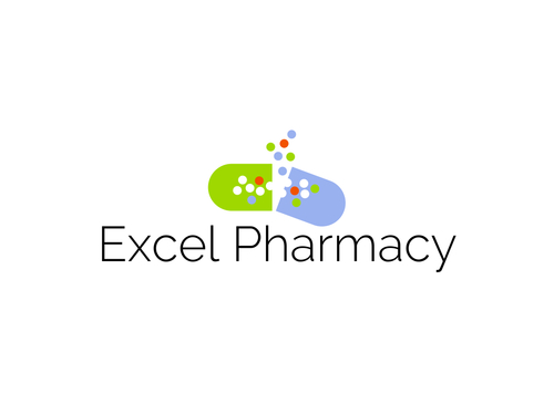 Excel Pharmacy A Logo, Monogram, or Icon  Draft # 416 by fitri87