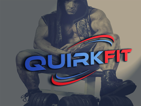 Designer has choice to include the text: QuirkFit