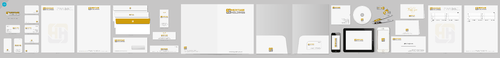 Heritage Holdings Business Cards and Stationery Winning Design by aheadpoint