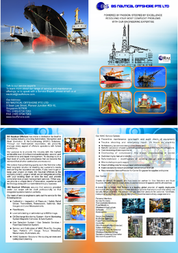 BS NAUTICAL OFFSHORE PTE. LTD.  Marketing collateral  Draft # 9 by Hardiman