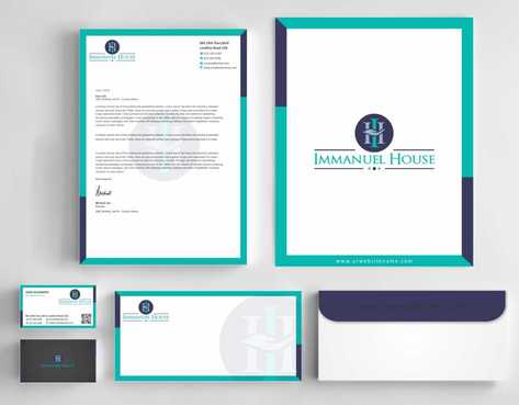 Stationary using new logo Business Cards and Stationery  Draft # 127 by Xxtreme