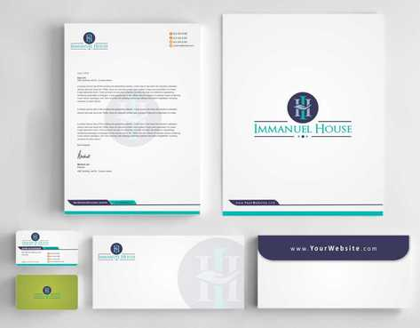Stationary using new logo Business Cards and Stationery  Draft # 129 by Xxtreme