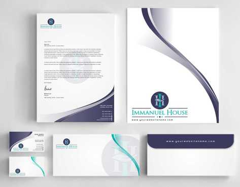 Stationary using new logo Business Cards and Stationery  Draft # 148 by Xxtreme