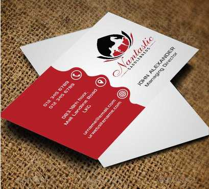 Nantastic Saddlebreds - Nancy Merlo Business Cards and Stationery  Draft # 43 by Xxtreme