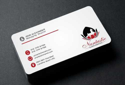 Nantastic Saddlebreds - Nancy Merlo Business Cards and Stationery  Draft # 50 by Xxtreme