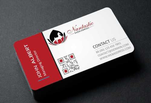 Nantastic Saddlebreds - Nancy Merlo Business Cards and Stationery  Draft # 52 by Xxtreme