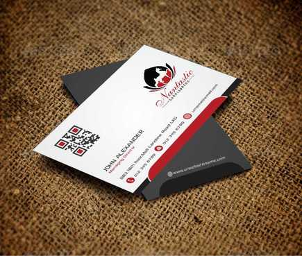 Nantastic Saddlebreds - Nancy Merlo Business Cards and Stationery  Draft # 54 by Xxtreme