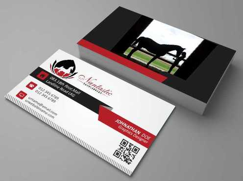 Nantastic Saddlebreds - Nancy Merlo Business Cards and Stationery  Draft # 55 by Xxtreme