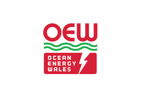 Either: Marine Energy Wales or Ocean Energy Wales A Logo, Monogram, or Icon  Draft # 12 by KenArrok
