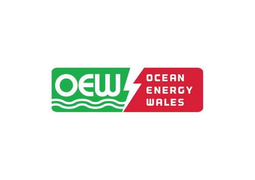 Either: Marine Energy Wales or Ocean Energy Wales A Logo, Monogram, or Icon  Draft # 13 by KenArrok