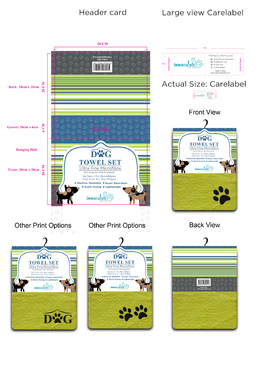 Dog Towel Set Other  Draft # 10 by 34622891