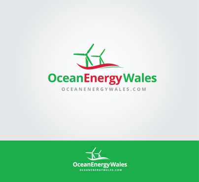 Either: Marine Energy Wales or Ocean Energy Wales A Logo, Monogram, or Icon  Draft # 14 by praka