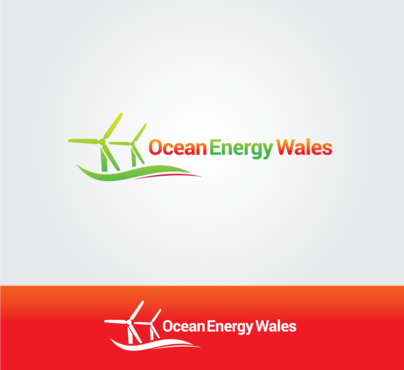 Either: Marine Energy Wales or Ocean Energy Wales A Logo, Monogram, or Icon  Draft # 15 by praka