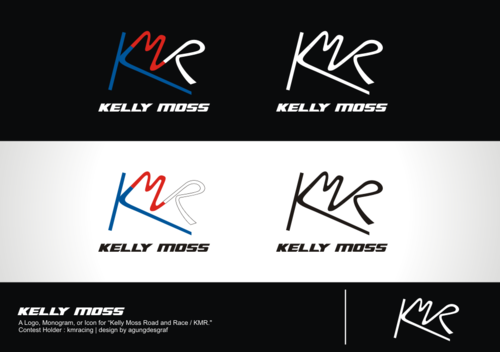 Kelly Moss  A Logo, Monogram, or Icon  Draft # 240 by agungdesgraf