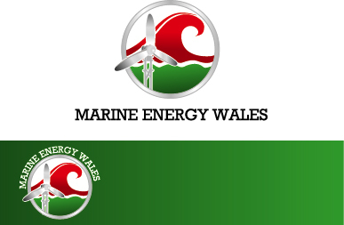 Either: Marine Energy Wales or Ocean Energy Wales A Logo, Monogram, or Icon  Draft # 17 by Kulapnot2020