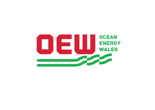 Either: Marine Energy Wales or Ocean Energy Wales A Logo, Monogram, or Icon  Draft # 24 by KenArrok