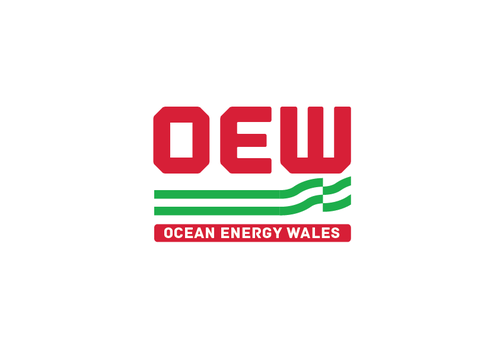 Either: Marine Energy Wales or Ocean Energy Wales A Logo, Monogram, or Icon  Draft # 25 by KenArrok