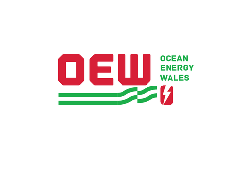 Either: Marine Energy Wales or Ocean Energy Wales A Logo, Monogram, or Icon  Draft # 26 by KenArrok