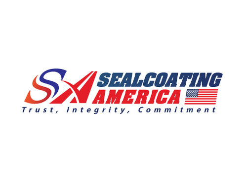 Sealcoating America A Logo, Monogram, or Icon  Draft # 421 by Goodthinker