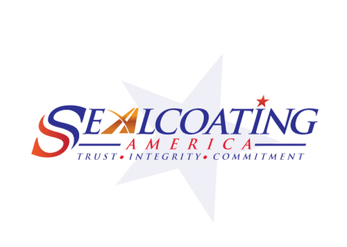 Sealcoating America A Logo, Monogram, or Icon  Draft # 424 by Goodthinker