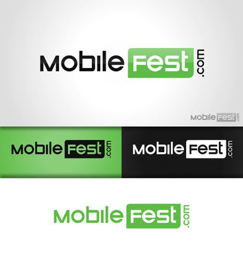 Mobilefest.com A Logo, Monogram, or Icon  Draft # 303 by GfxLab